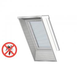 Moustiquaire VELUX UK04 - Fenêtre de toit fond blanc