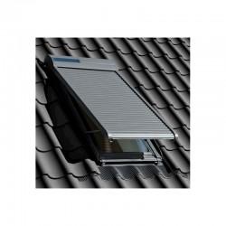 Volet Roulant Solaire VELUX - SSL - Taille 4 / 606 / S06 / SK06, fond blanc
