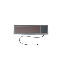 Cellule KSX et Fenêtre solaire VELUX - V21