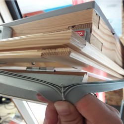 Joint Ouvrant Périmétrique soudé 4 angles - GGL / GHL / GFL - VES - 608 - Emplacement