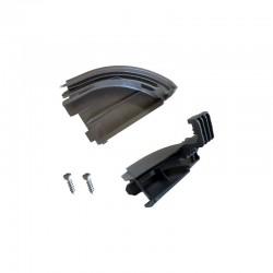 Embout glissière BAS gauche VELUX - SCL / SML / SSL - V21