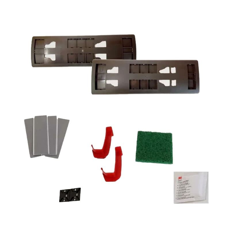 ZOZ 213 - Kit adaptation KSX100 et FENÊTRE SOLAIRE V21 pour pose Volet ou Store extérieur motorisé
