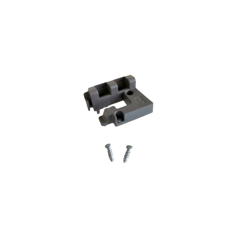Embout glissière HAUT droit VELUX - SCL / SML / SSL - V21