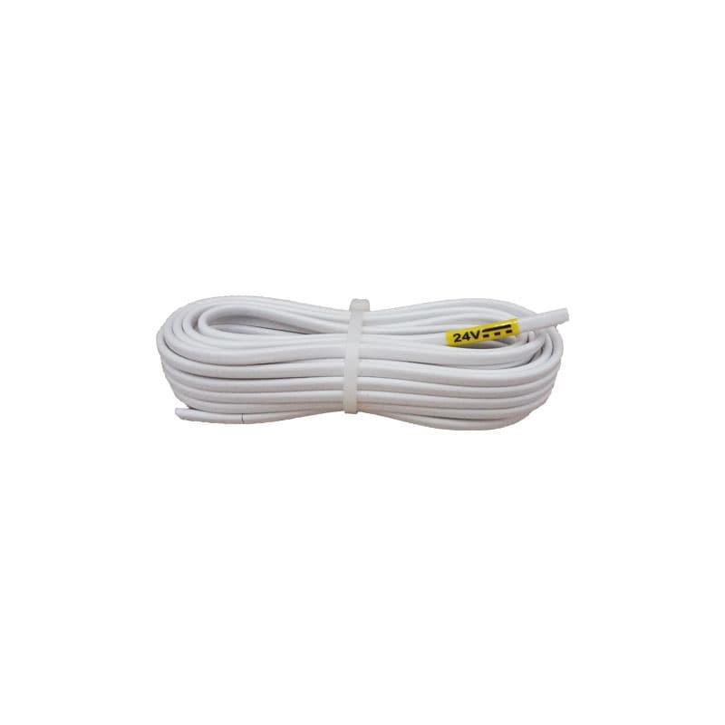 Câble 2 brins 0,75 mm² Blanc VELUX