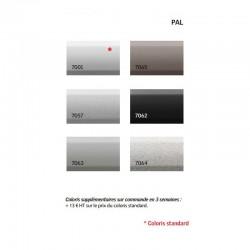 Palette couleurs disponibles stores PAL VELUX