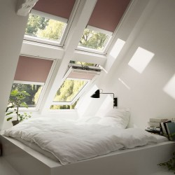 Mise en situation store VELUX