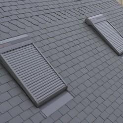 Volet Roulant Solaire VELUX  - MK04 sur toiture