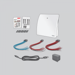 KLF 200 VELUX - Interface de contrôle domotique contenu
